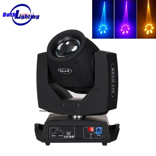 High brightness 230 moving head beam 7r moving head light