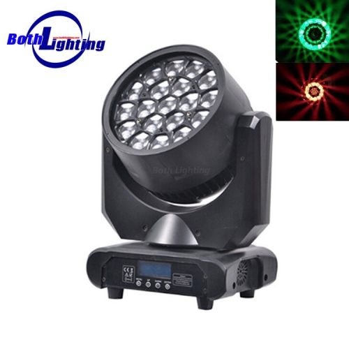 B Eyes 19*12w 4in1 Led Beam Moving Head stage Light