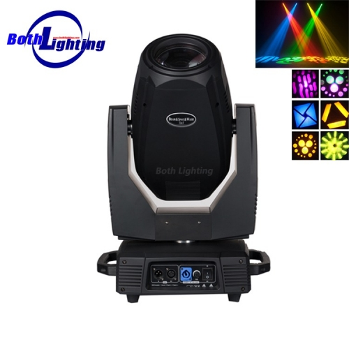350w 17r beam spot wash 3 in 1 dmx moving head sharpy