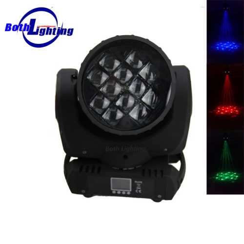 12x10W RGBW LED Effect Moving Head stage light