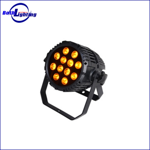 IP65 Waterproof 12*18W RGBWA UV 6in1  LED Par Light