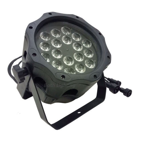New design IP65 Waterproof 18*18W 6 IN 1 LED PAR