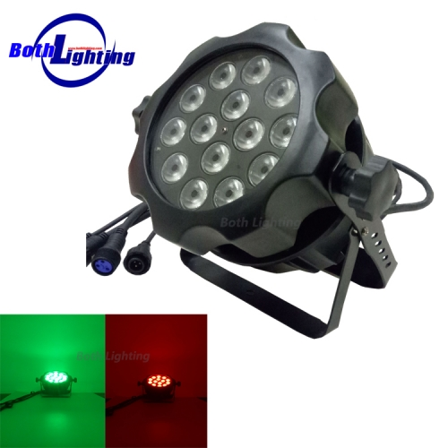 Smart design Die-cast  IP65 Outdoor Waterproof 18*10W RGBW 4in1 LED Par Light