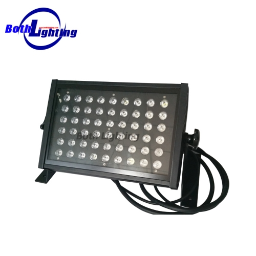 54*3W RGBW LED Wall Washer Light