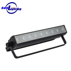Individual control 9*9W/12W LED Wall Washer Light
