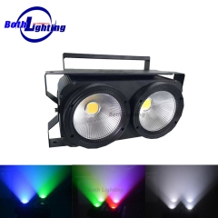 2*100w COB LED Audience Blinder Light