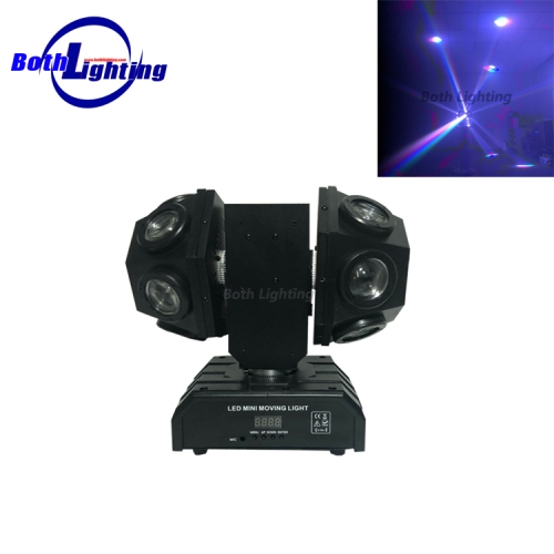 RGBW 10w moving head light