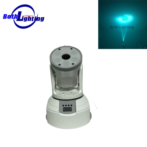 Animation RGB Laser Effect moving head light