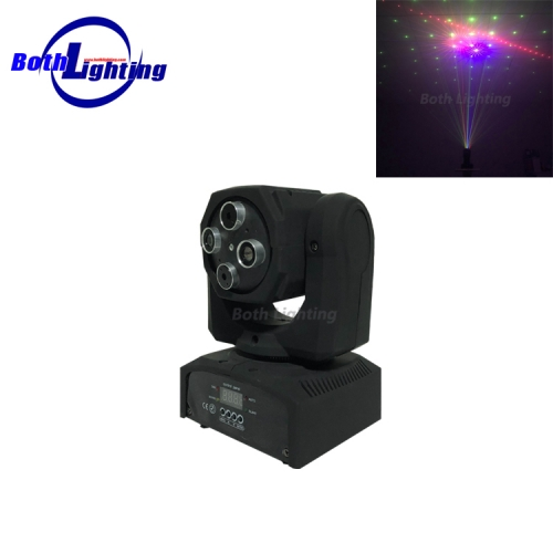RGB laser effet moving head light