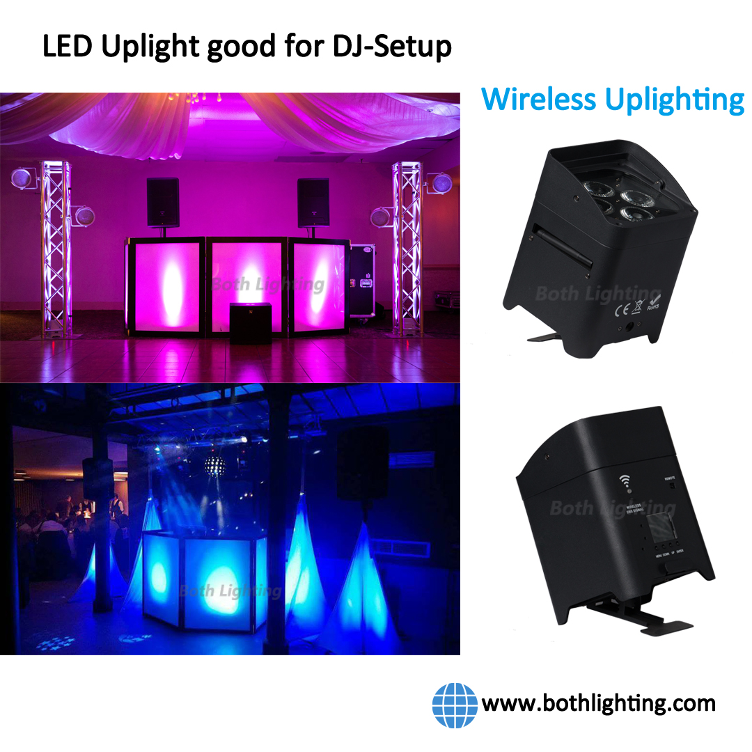 Customer feedback from UK,USA and FR - Choose our uplighting to makes your event stand out ans have a luxury feel!