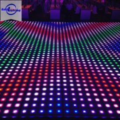 36 dots Wireless led dgital dance floor