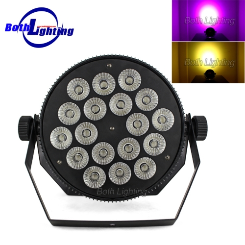 18*10w RGBW 4in1 Silent led par light