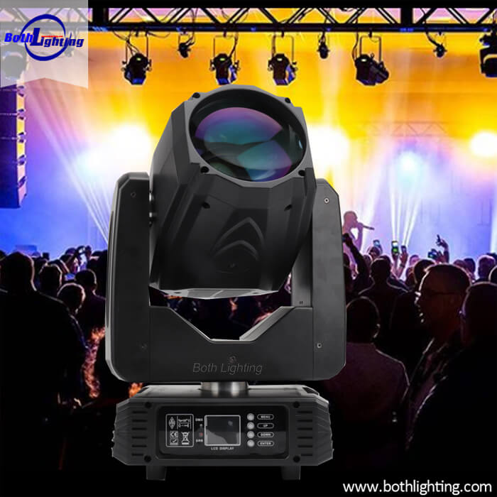 BOTHLIGHTING Introduces New Moving Head Light -- BO-MH203