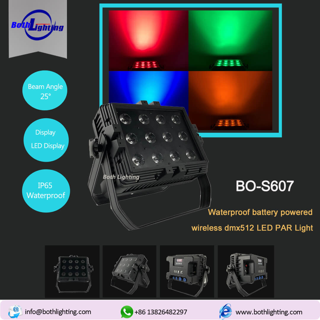 Led Wireless Uplights Add Color To Your Special event!